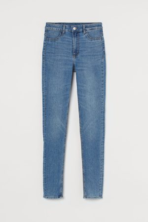 H&M Women High Waisted - Super Skinny High Jeans