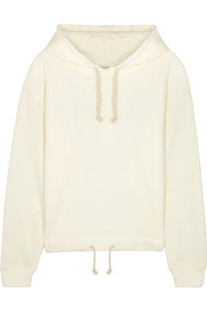 American Vintage Pablito ribbed cotton-blend sweatshirt