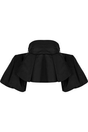 Khaite Women Tops - Katerina cotton top