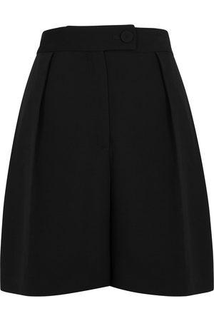 Mark Kenly Domino Tan Phoebe tailored shorts