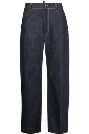 Dsquared2 Men Wide Leg - Wide-leg jeans