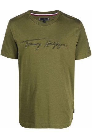 Tommy Hilfiger Embroidered logo T-shirt