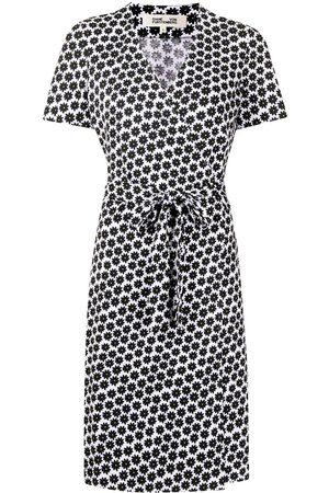 Diane von Furstenberg Women Dresses - New Julian wrap dress