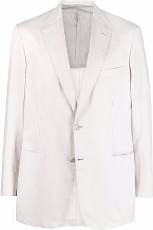BRIONI Men Blazers - Striped single breasted blazer