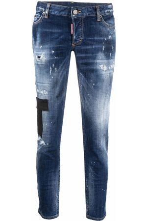 Dsquared2 Women Skinny - Skinny-leg jeans