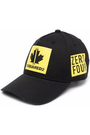 Dsquared2 Girls Caps - Logo-print cap