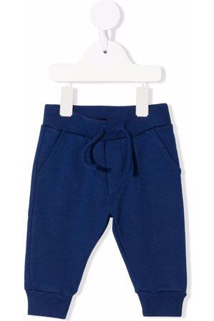 Dsquared2 Sweatpants - Rear logo-print track pants