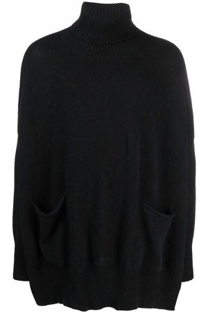 MA'RY'YA Men Turtlenecks - Roll-neck jumper