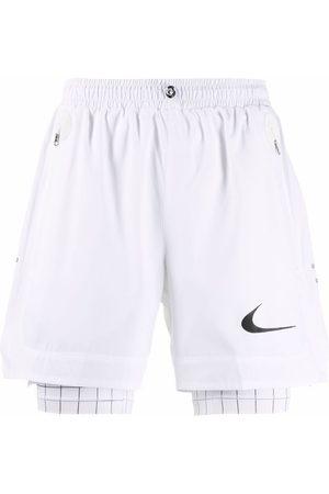 Nike Men Sports Shorts - NIKE_SHORTS WHITE NO COLOR - Neutrals