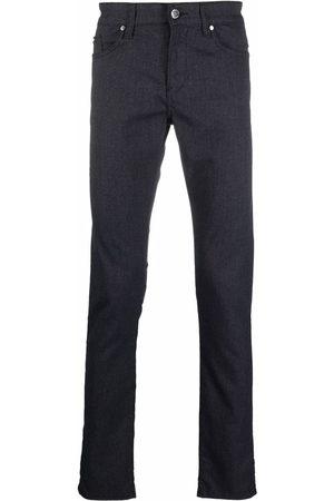HUGO BOSS Men Slim - Mid-rise slim-fit jeans