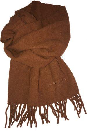 LANCEL Wool scarf