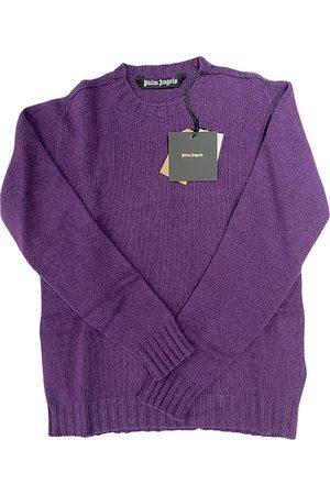 Palm Angels Men Sweatshirts - Wool pull