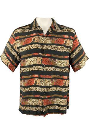 BRIONI Men Shirts - Silk shirt
