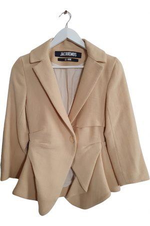Jacquemus Le Souk tweed blazer