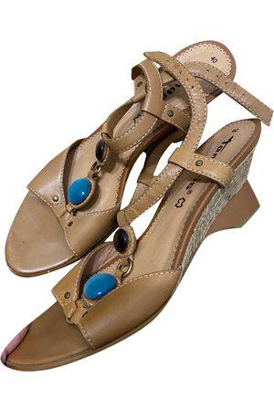 Tamaris Women Sandals - Leather sandal
