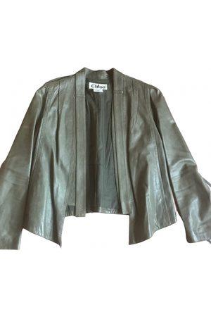 Chloé Women Leather Jackets - Leather jacket