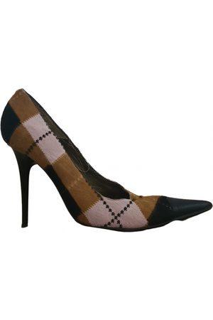 ROBERTO BOTTICELLI Pony-style calfskin heels
