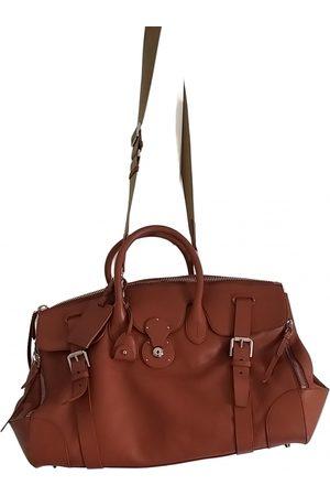 Ralph Lauren Leather weekend bag