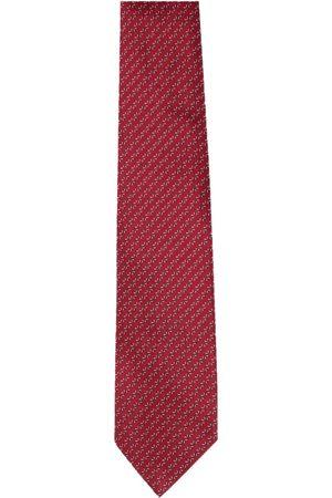 Bvlgari Silk tie
