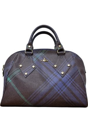 Vivienne Westwood Derby leather handbag
