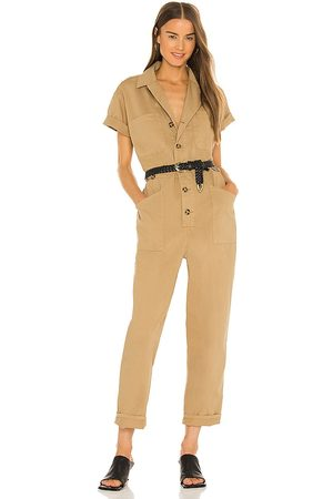 Pistola Grover Field Suit in Taupe.