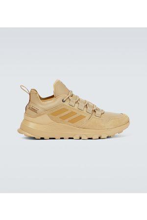 adidas Urban Terrex leather hiking sneakers