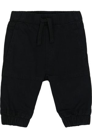 Stella McCartney Sweatpants - Baby cotton twill sweatpants