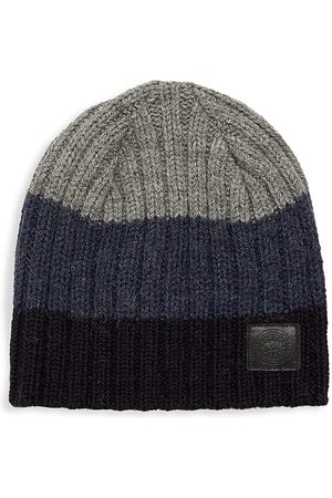 Canada Goose Robert Mackie Block Rib Slouch Wool Hat