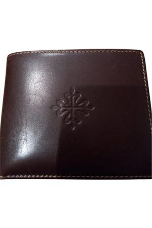 PATEK PHILIPPE Men Wallets - Leather small bag