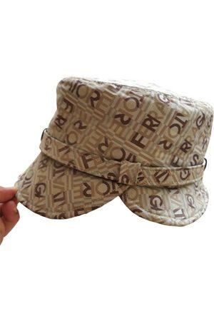 Salvatore Ferragamo Cloth cap