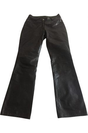 Rudsak Women Leather Pants - Leather trousers