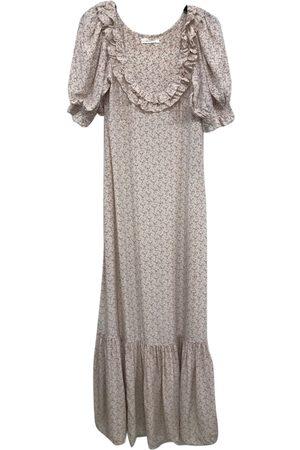 Dôen Women Maxi Dresses - Silk maxi dress