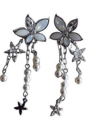 Swarovski Women Earrings - Crystal earrings