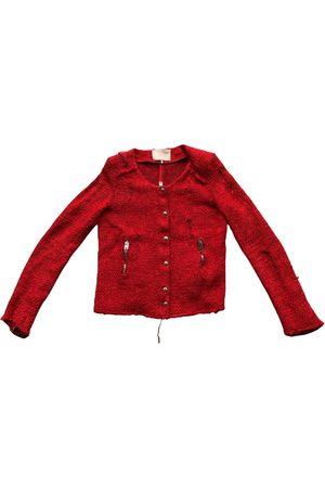 IRO Tweed short vest