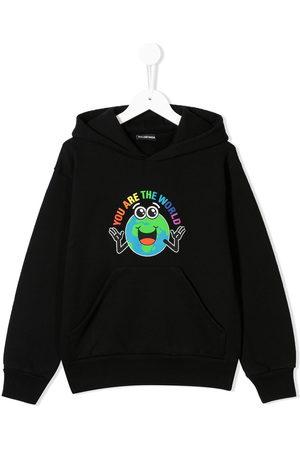 Balenciaga Boys Hoodies - You Are The World hoodie