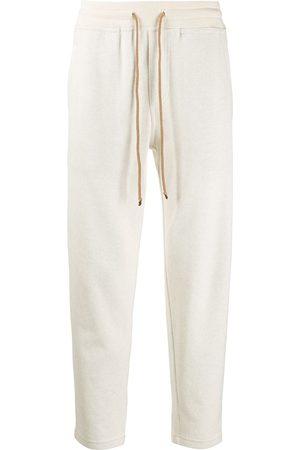 Brunello Cucinelli Waist tie track pants