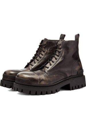 Balenciaga Men Boots - Strike Boot