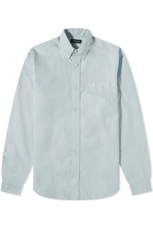Fred Perry Men Long sleeves - Fred Perry Oxford Shirt