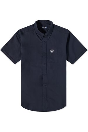 Fred Perry Authentic Fred Perry Short Sleeve Oxford Shirt