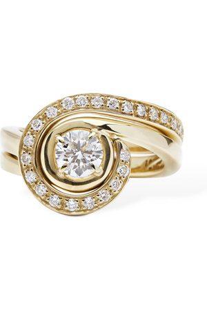 NINA WEBRINK Women Rings - 18kt & Diamond Resilience Ring