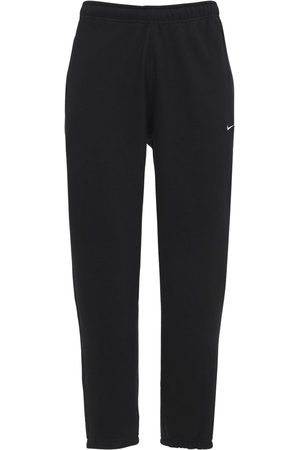 Nike Men Pants - Solo Swoosh Fleece Pants