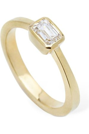 NINA WEBRINK 18kt & Diamond Affinity Ring