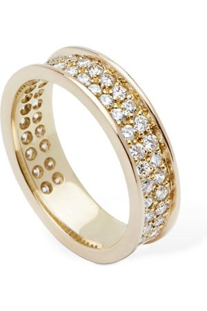 NINA WEBRINK Women Rings - 18kt & Diamond Courage Ring