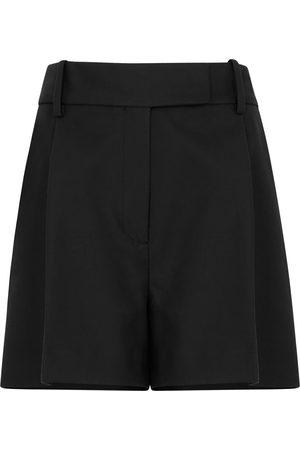Khaite Women Shorts - Maarte cotton shorts