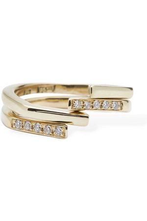 NINA WEBRINK 18kt & Diamond Frost Ring