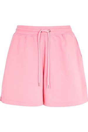 Colorful Standard Women Shorts - Light cotton shorts