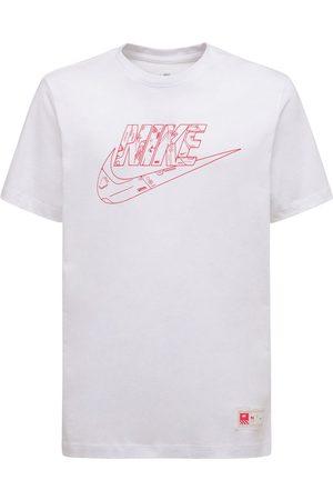 Nike Men T-shirts - Mech Air Logo T-shirt