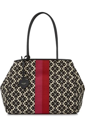 Kate Spade Everyday large jacquard canvas tote
