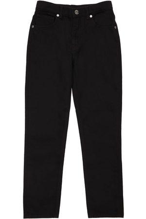 Burberry Girls Stretch - Stretch Cotton Denim Jeans