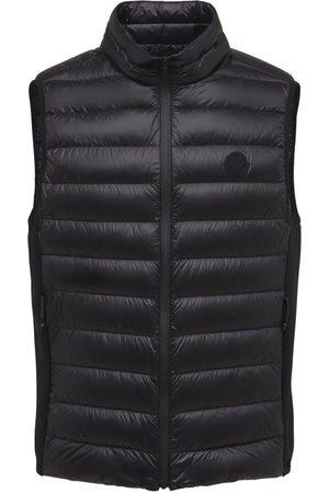 Moncler Men Gilets - Delpy Micro Ripstop Down Vest